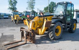 JCB 535-125 12.5 metre telescopic handler Year: 2013 S/N: 2178491 Recorded hours: 1846 A603420 **