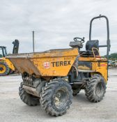 Benford Terex HD1000 1 tonne hi-tip dumper Year: 2005 S/N: E506HM346 Recorded Hours: 2232 W0DMG127