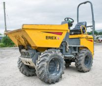 Benford Terex HD1000 1 tonne hi-tip dumper Year: 2003 S/N: E309HM372 Recorded Hours: 2513 W00DMG91