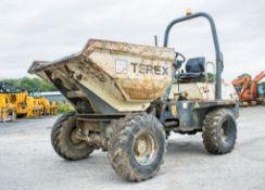 Benford Terex 3 tonne swivel skip dumper Year: 2006 S/N: E604FS116 Recorded Hours: 2146 D1243