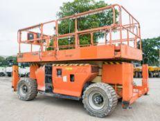 JLG 3594RT diesel driven 4x4 scissor lift Year: 2012 S/N: 210712 Recorded Hours: 641 A581927
