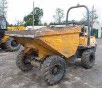 Terex 3 tonne straight skip dumper Year: 2007 S/N: E703ER074 Recorded Hours: DPR100