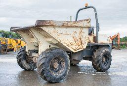 Benford Terex 6 tonne straight skip dumper Year: 2006 S/N: E601FJ103 Recorded Hours: Not