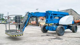 Niftylift HR 21 D diesel driven 4 wheel drive boom lift access platform Year: 2006 S/N: 2113695