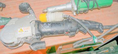 ARBOTECH 110 volt oscillating saw