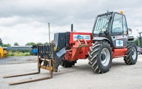 Manitou MT1235 ST 12 metre telescopic handler Year: 2011 S/N: 593550 Recorded Hours: 2568 18422