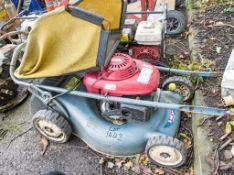 Honda Izy petrol driven lawn mower