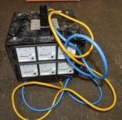 HAVERHILL 110/240 volt load bank tester/distribution box
