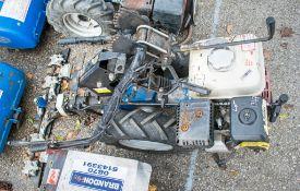 Camon petrol driven Sythe mower