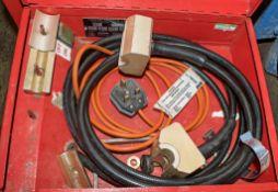 Freeze master 110 volt pipe freeze kit