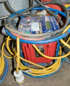 Electrofusion control unit