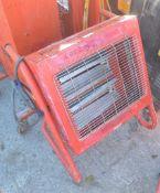 110v infrared heater