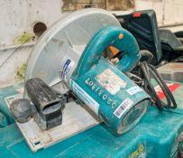 Makita 110v circular saw ** No plug **
