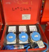 BROOK THOMPSON 240 volt load bank tester