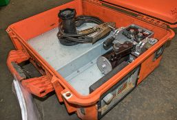 Newarc suitcase tig welder TES0744