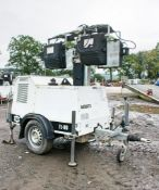 SMC TL-90 diesel driven mobile lighting tower Year: 2014 S/N: 1410660 Recorded Hours: 7195
