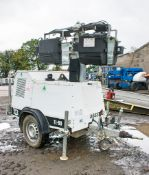 SMC TL-90 diesel driven mobile lighting tower Year: 2014 S/N: 1411221 Recorded Hours: 1614 A653756