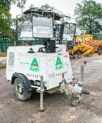 SMC TL-90 diesel driven mobile lighting tower Year: 2013 S/N: 1310413 Recorded Hours: 2244 A623367