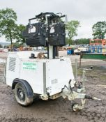 SMC TL-90 diesel driven mobile lighting tower Year: 2012 S/N: 129487 Recorded Hours: 2959 R380123