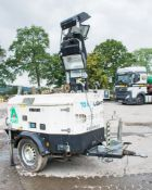 Tower Light VB-9 diesel driven mobile lighting tower Year: 2013 S/N: 1302883 Recorded Hours: A619920