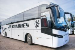 Retirement Sale of Coach & Mini Bus fleet formerly operated by MW Nicolls of Laurencekirk & Others