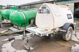 Western 950 litre fast tow bunded fuel bowser A617953