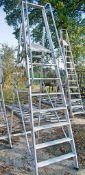 Youngman 8 tread 8 tread aluminium step ladder