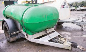 Trailer Engineering 500 gallon fast tow water bowser A593898