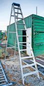 12 stage aluminium ladder A636153