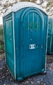 Plastic portable site toilet TS10124