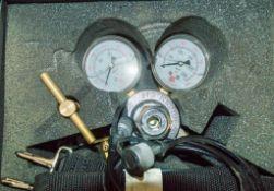 No.2 gas regulator