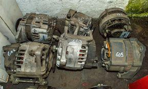 6 - various alternators