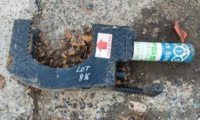 Click Stick hydraulic pipe squeeze