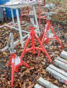 3 - Ridgid axle stands