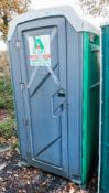 Plastic portable site toilet A172607