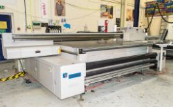 Large Format Printing Machinery and Assets formerly operated by Whitewater Graphics & Design Limited