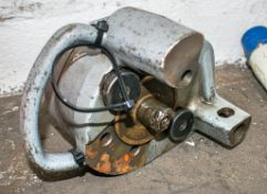 Ridgid 915 pipe groover ** Parts missing **