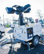 BGG diesel driven mobile lighting tower Recorded Hours: 5324 PLT016