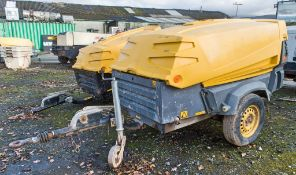 Atlas Copco XAS 67 diesel driven mobile air compressor Year: 2007 S/N: 70655580 Recorded hours: