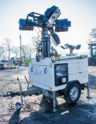BGG diesel driven mobile lighting tower Recorded Hours: 303 PLT014
