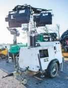 SMC TL-90 diesel driven mobile lighting tower Year: 2012 S/N: 129989 Recorded hours:6856 R380218