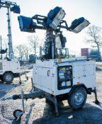 BGG diesel driven mobile lighting tower Recorded Hours: 1002 PLT015