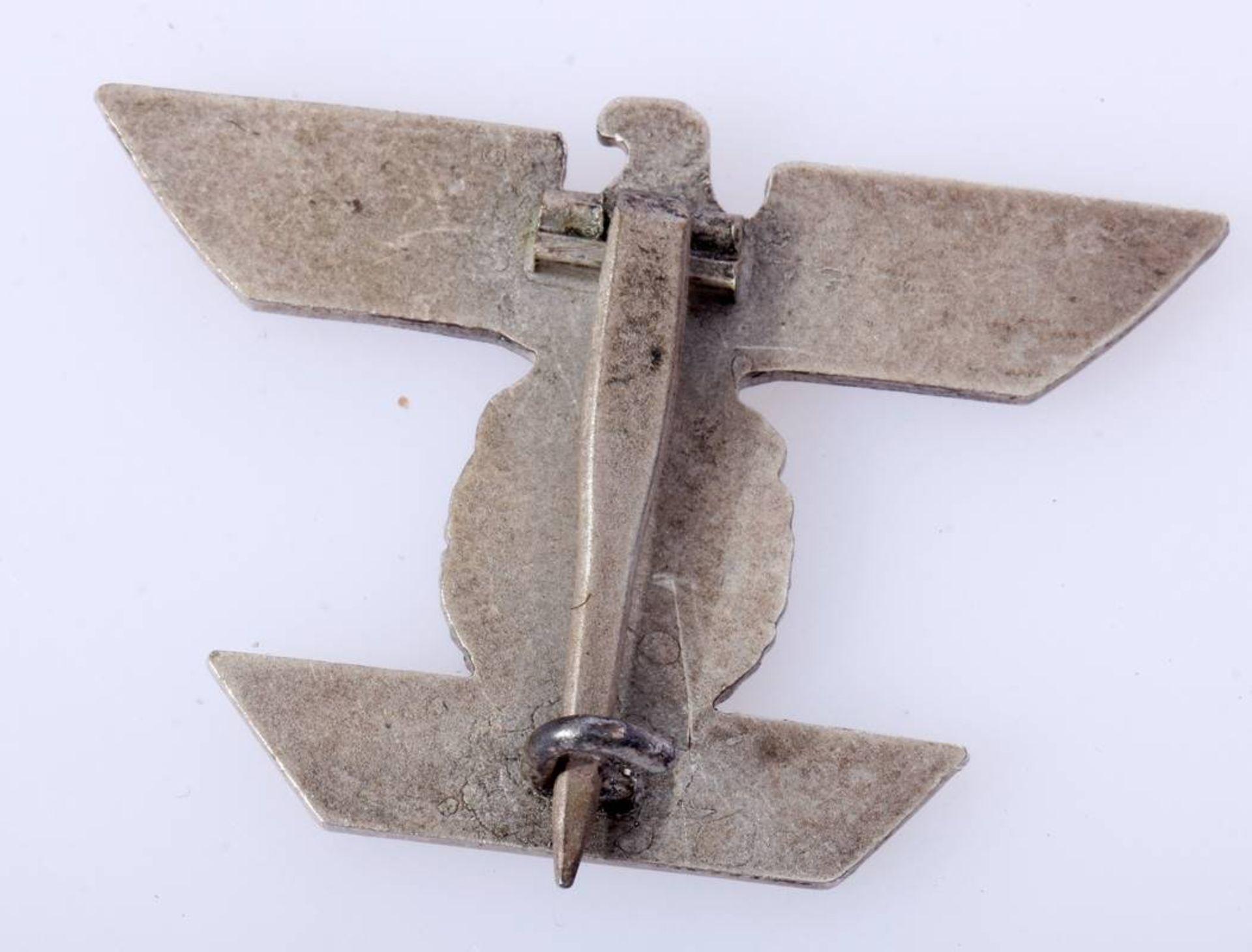 Wiederhohlungsspange EK1 1939 an NadelWiederhohlungsspange zum Eisernen Kreuz 1.Klasse 1939 an - Bild 2 aus 3