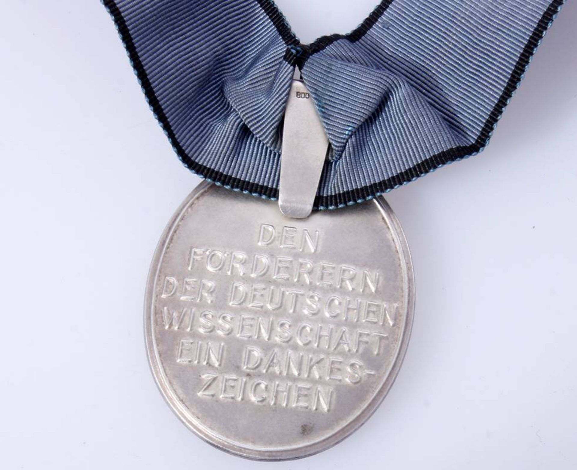 Verdienstmedaille der Notgemeinschaft Deutsche WissenschaftEine sehr seltene Auszeichnung aus der - Bild 3 aus 4