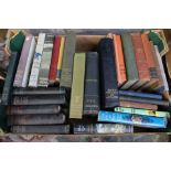 Lot 3294 - Collection of 20th-century books, to include The Bridge of San Luis Rey,