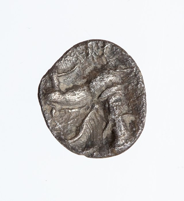 Lot 14 - An inscribed silver unit of the Eastern Region/Trinovantes and Catavellaunii, struck under