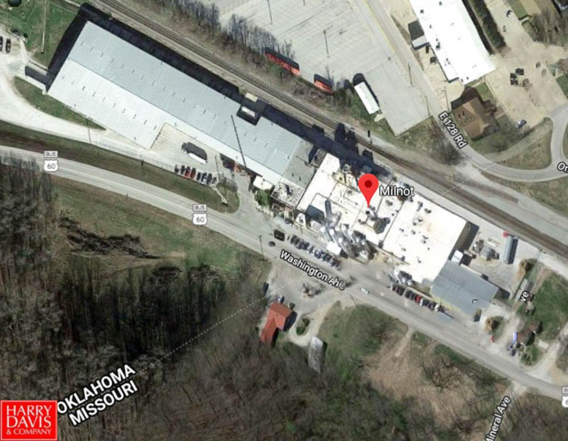 Lot 1 - Real Estate - Former Dairy Processing Plant & Warehouse - 33 Acres