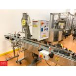 Lot 432 - Kaps-All Fills-All Filler with Conveyor Rigging Prices: 650