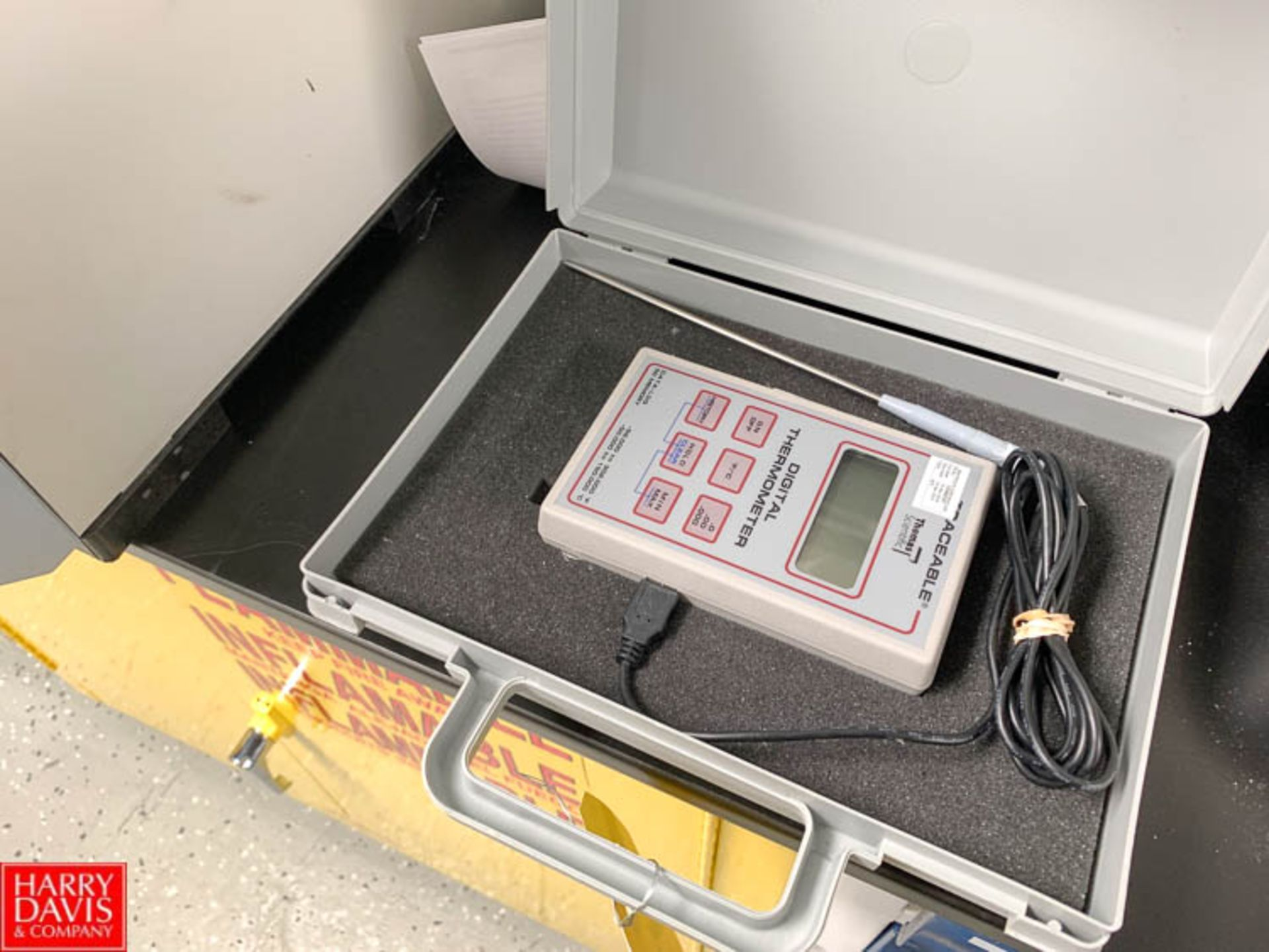 Lot 713 - Traceable Digital Thermometer - Rigging Fee: $20