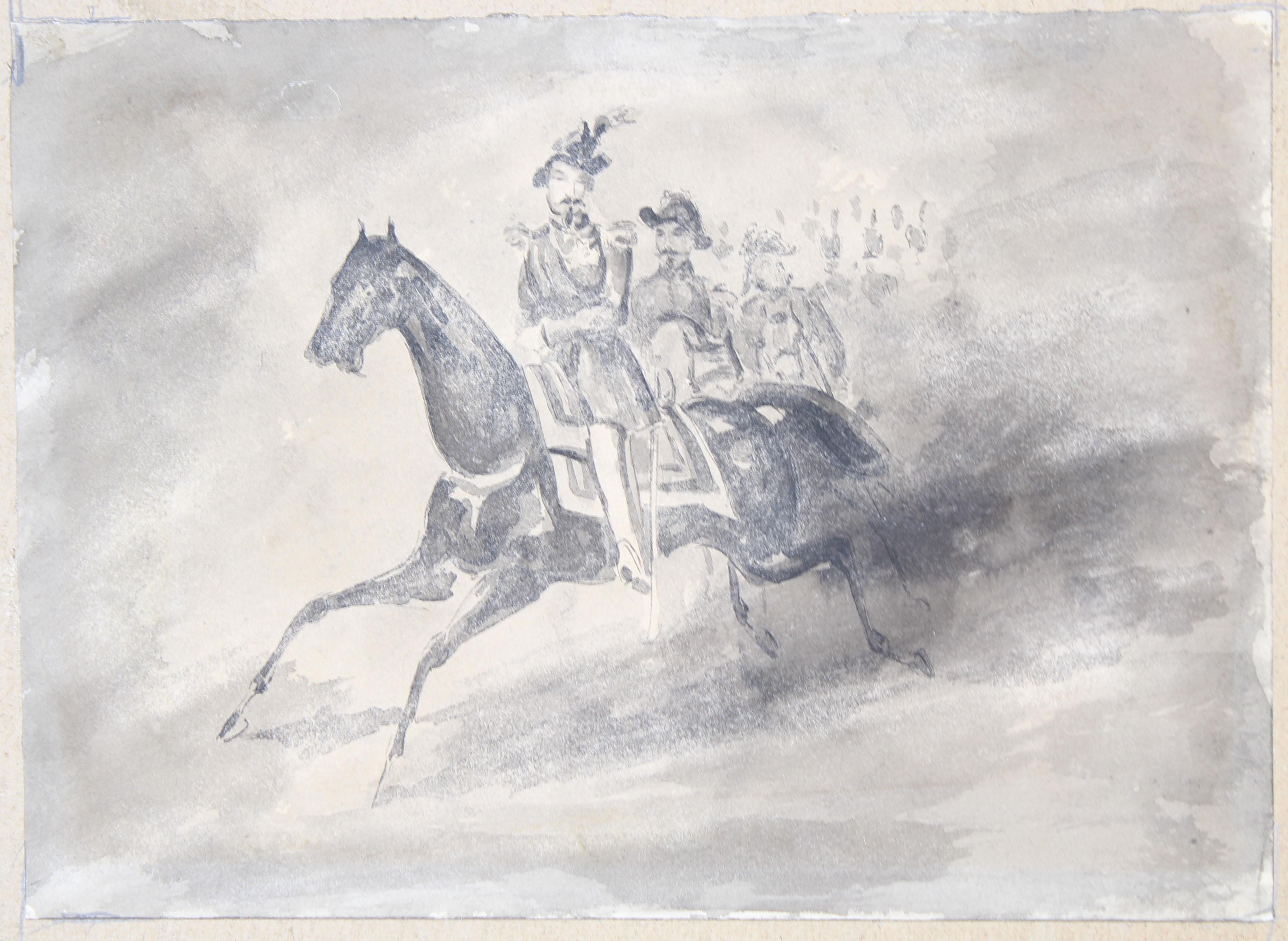 Lot 94 - Constantin Guys (1802 - 1892)